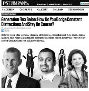 Fast Company 11/05/12