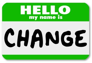 My Name Is Change