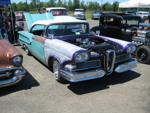 Ford Edsel in Junkyard