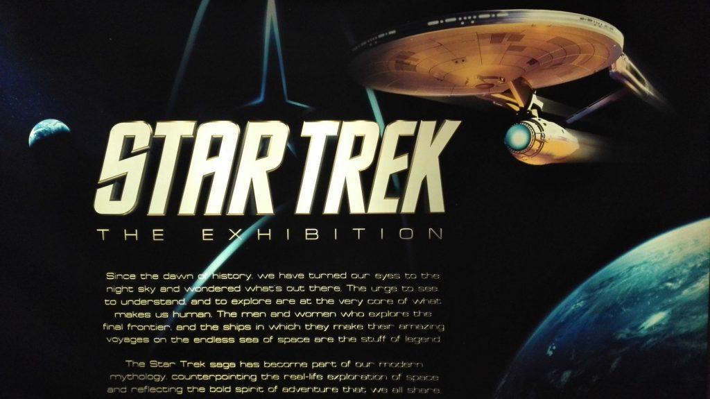 Star Trek Display