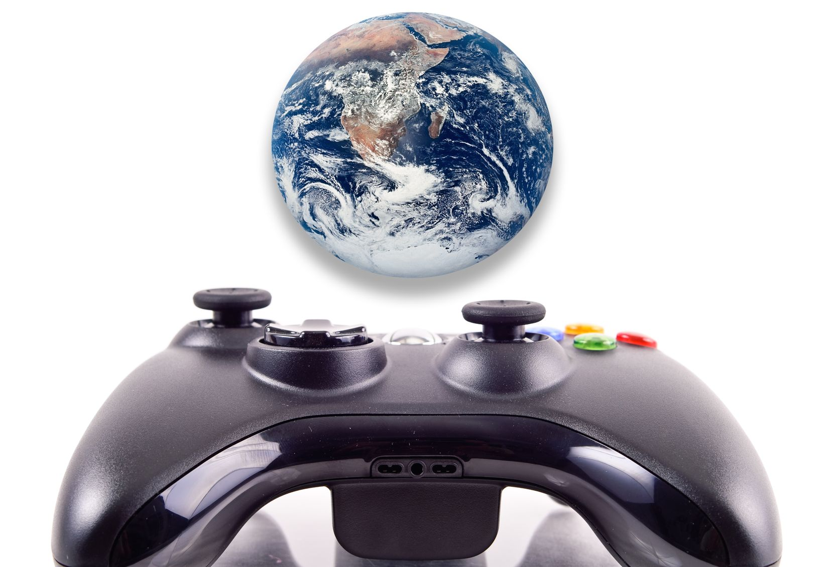 playing against the world with internet gaming